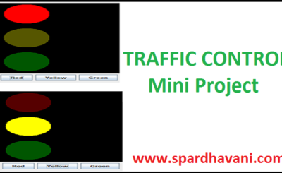 TRAFFIC CONTROL Mini Project